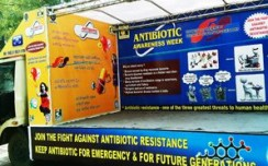 IPA spreads public awareness on Antibiotic resistance through outdoor