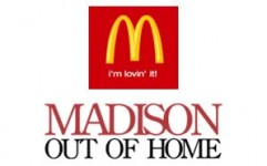 McDonald's consolidates outdoor business with MOMS