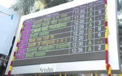Srishti Communications plans second LED screen at second entrance to Bangalore City railway station
