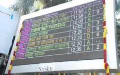 Srishti Communications plans second LED screen at second entrance to Bangalore City railway station