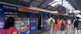 Federal Bank banking on Metro for consumer connect