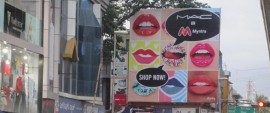 Myntra launches lip-smacking campaign