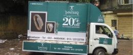 Tanishq unveils Aagomoni collection on OOH