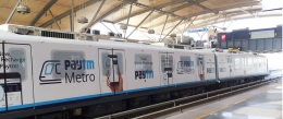 Paytm Metro criss-crosses Gurugram to promote Metro recharge