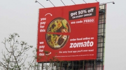 Zomato makes 50-50 deal with Hyderabad audience
