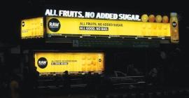 Beverage Branding at BQS – Beat the Delhi Heat