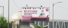 India Today's breaking news through OOH channel