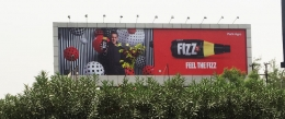'Feel the Fizz' build-up by Parle