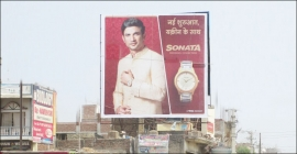 Sonata ushers in wedding season with multi-city outdoor campaign