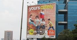 Festive season renders a new dash of colours to Mumbai OOH