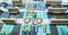 OYO turns hotel facades into branding formats