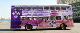 THAI airline captures South Mumbai on fleet