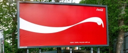 Coca-Cola navigates way to the recycle bin with iconic swirl