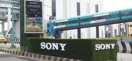 Sony Bravia OLED makes sure you 'Live the Stadium Feel' across Kerala
