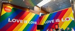 Love is Love says Coca- Cola