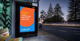 oOh! drives Trade Me real time DOOH advertising