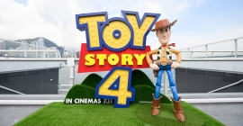 Disney and Pixar's celebrate 'Toy Story 4' with Carnival in Hong Kong