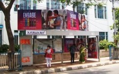 ITC's eye-catching campaign for'Engage'