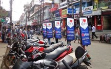 Gplus campaign grabs attention in Guwahati