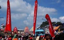 Vodafone's innovative internet fest at Rath Yatra
