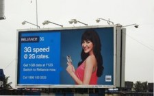 Reliance's new 3G drive @ high impact sites
