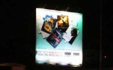 HBO's latest OOH blockbuster