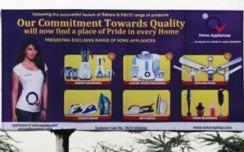 Sahara Q Shop creates high decibel visibility