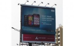 Axis banks on OOH