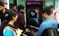 BBM's instant connect @ campuses