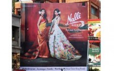 Nalli drives footfalls to its store through OOH