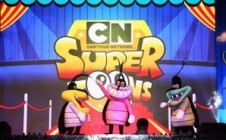 Cartoon Network's super fun event with Super Toons