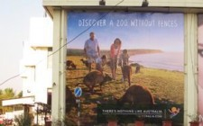 There's nothing like OOH for Australia Tourism...