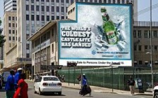 Castle Lite goes totally cool in South Africa