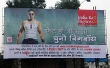'India Ka Bigboss' on voting drive