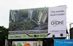 PS Srijan goes outdoor to promote Ozone project in Kolkata
