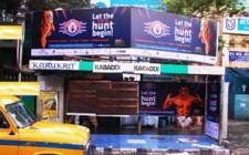 Pro Kabaddi League team Bengal Warriors'on the hunt' in Kolkata
