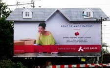 Axis Bank rolls out outdoor campaign to promote its offerings