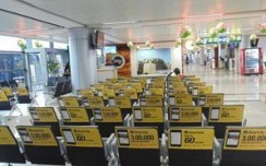 Laqshya executes Cleartrip campaign at Hyderabad International Airport