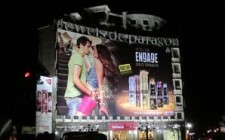 ITC's'Engage' goes gigantic in the outdoor in Bangalore