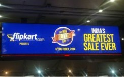 Laqshya Solutions creates dramatic OOH campaign for Flipkart's biggest sale