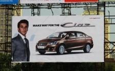 Maruti Suzuki takes Ciaz on an OOH drive