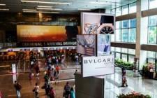 JCDecaux's Digital Towers amazes passengers at Changi Airport
