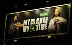 Global Advertisers add heat to Girnar tea campaign