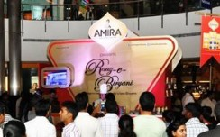 Amira connects with customers through Biryani Festival in Noida