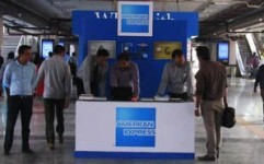 AmEx reaches out to the masses through Mumbai Metro One