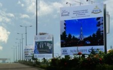 Times OOH brands Yamuna Expressway for Infinity Group