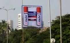 Volini draws crowd for the Mumbai Marathon