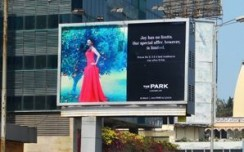 Lodha Group builds domineering OOH presence for'The Park'