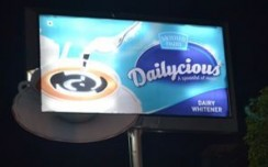 Mother Dairy Pours Out'Dailycious' In Outdoor