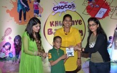 Kellogg's Chocos Culminates'Khuljaye Bachpan' In the Outdoor